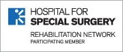Hospital for Special Surgery Rehabilitation Network Participating Member