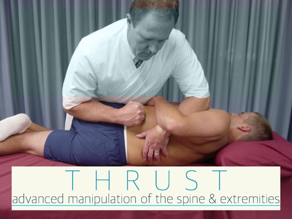 thrust seminar