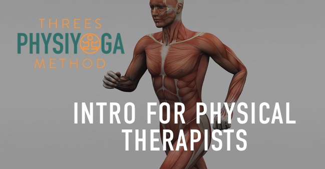 Threes Physioyoga Method Workshop