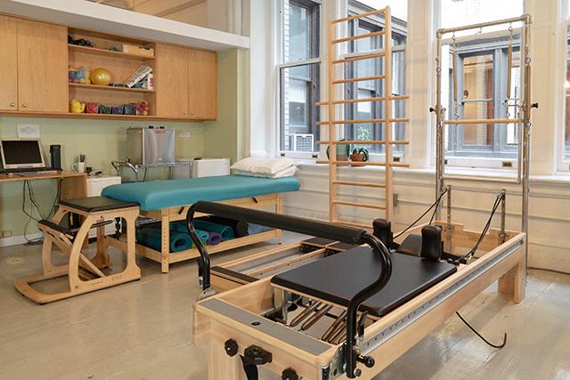 Pilates at Thrive PT SoHo
