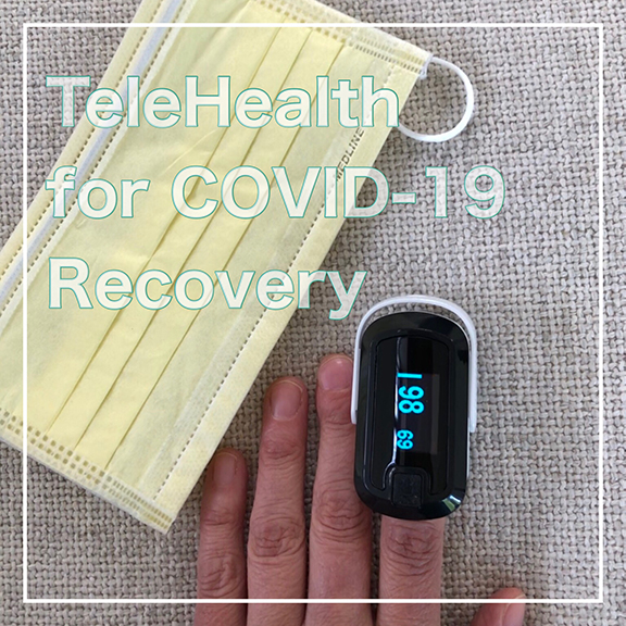 TeleHealth for COVID-19 recovery